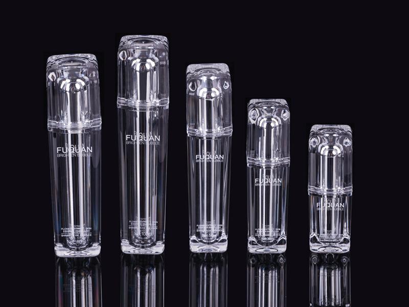四方水晶瓶系列